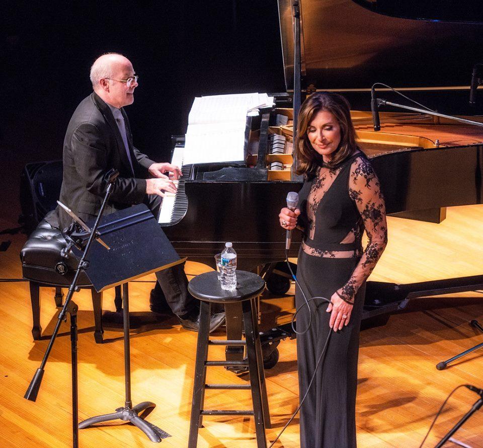 Allen Farnham and Denise Donatelli