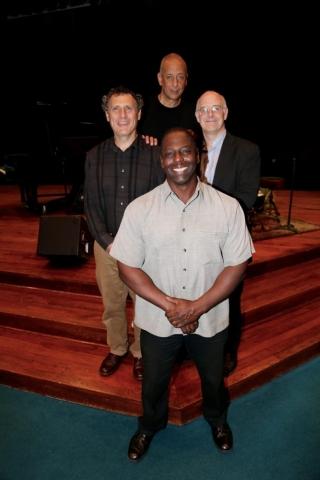 Jae Sinnett's Zero to 60 Quartet - 2016 Williamsburg Concerts