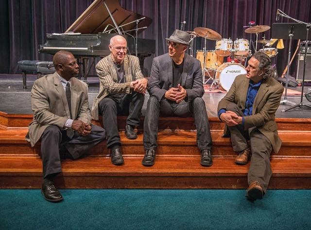 Jae Sinnett's Zero to 60 Quartet - 2017 Williamsburg Concerts