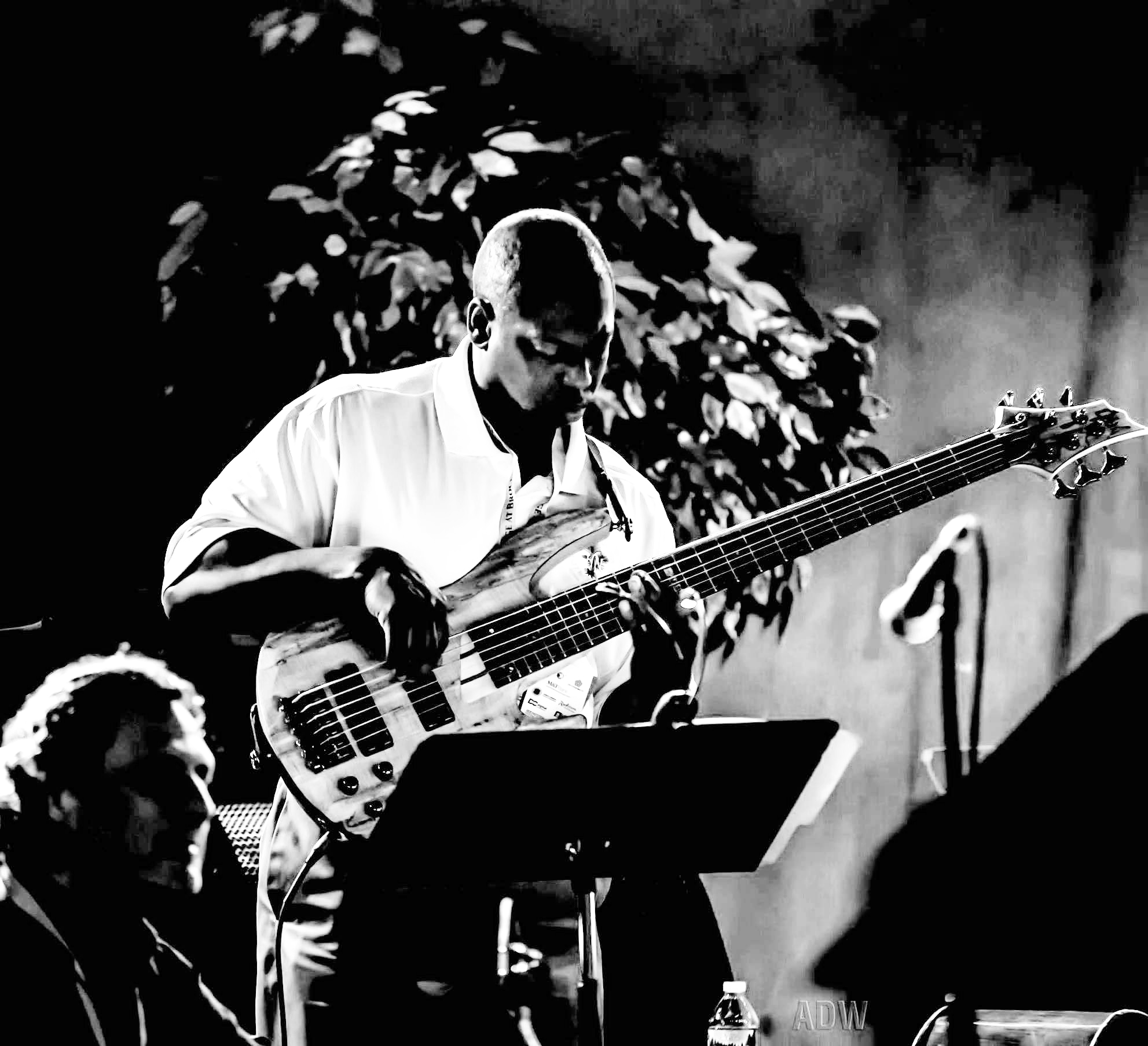 Terry Burrell – Bass