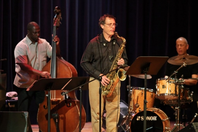Jae Sinnett's Zero to 60 Quartet - 2016 Williamsburg Concerts