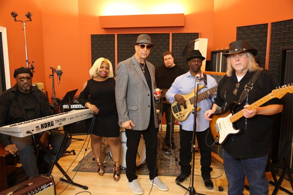 Jae Sinnett's Americana Groove Project Band